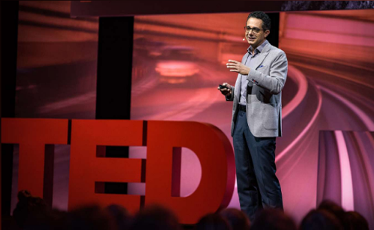 "Vittorio Loreto at TED@BCG – ""Where do great ideas come from?"""